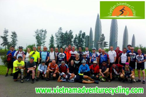 VIETNAM CYCLING TOUR CYCLING FROM SAIGON DMZ HANOI 18DAY17NITES
