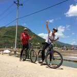vietnam cycling tour from nha trang