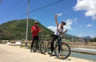 VIETNAM CYCLING TOURS CYCLING FROM NHA TRANG TO HUE 6 DAY 5 NIGHTS
