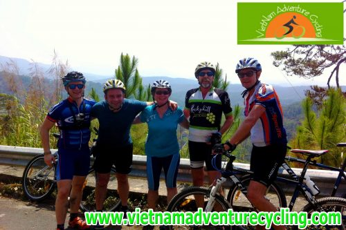 VIETNAM CYCLING TRIP HANOI TO SAIGON 25 June to 9 July,2018