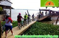Vietnam Cycling in Mekong delta 4 of August to 8 of August 2019