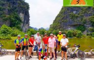Vietnam Cycling From Hanoi to Nha Trang february 19 to March 3,2021